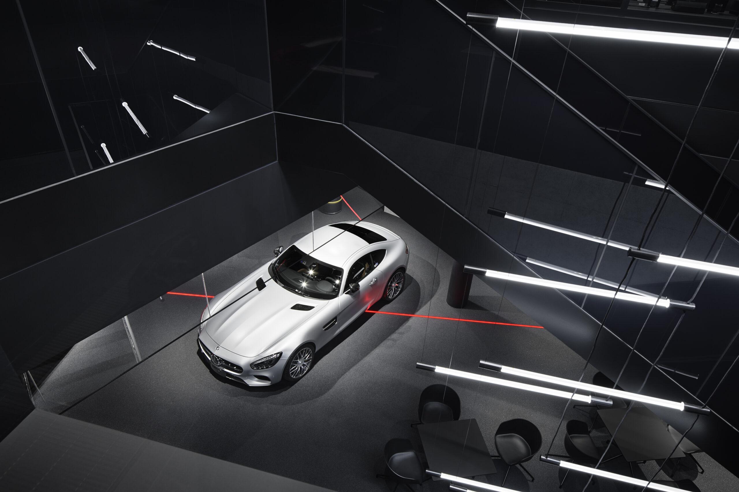 Mercedes-AMG Brand Center Setagaya-Tokyo